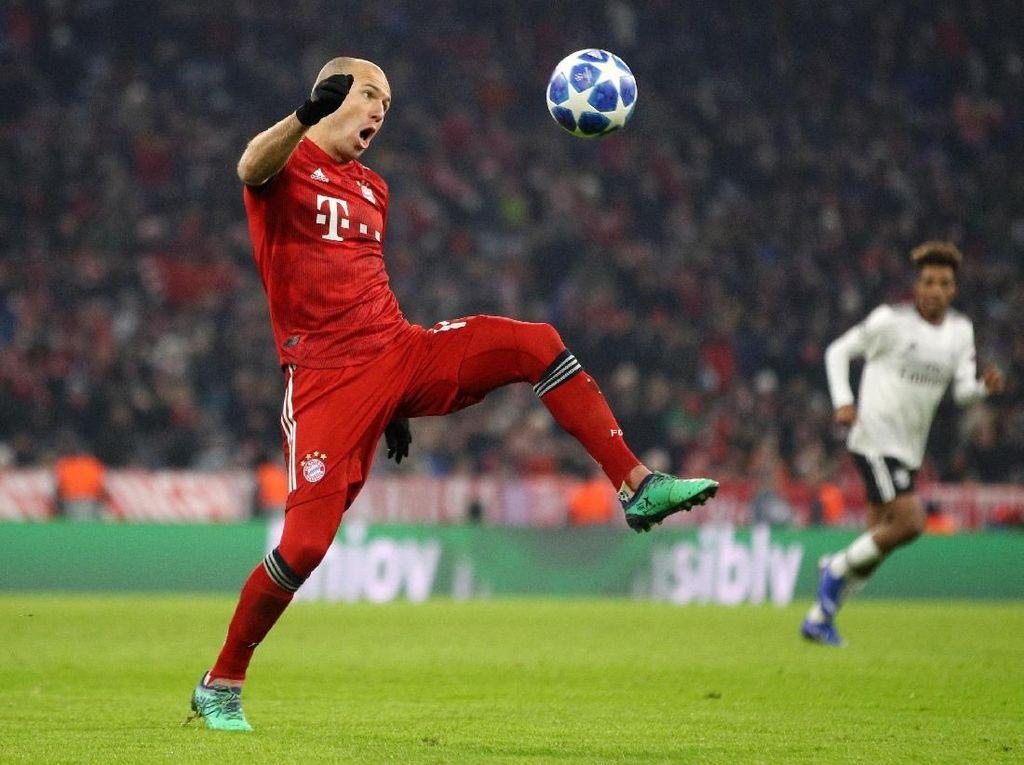 Robben Lagi Dirayu Balik ke PSV