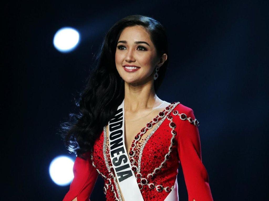 Kata Sonia Fergina Soal Finalis Transgender Pertama di Miss Universe 2018