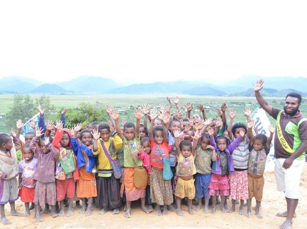 Kualitas Hidup Makin Baik, Tapi Kesenjangan di Papua Masih Tinggi