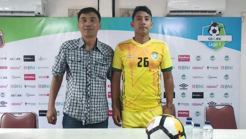 PS Benteng Cari Pengalaman Lawan Bhayangkara FC