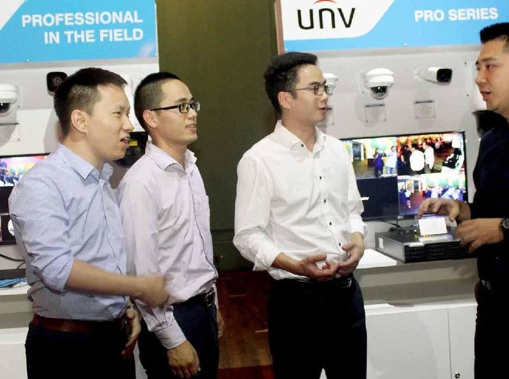 Distributor CCTV Ini Paparkan Produknya