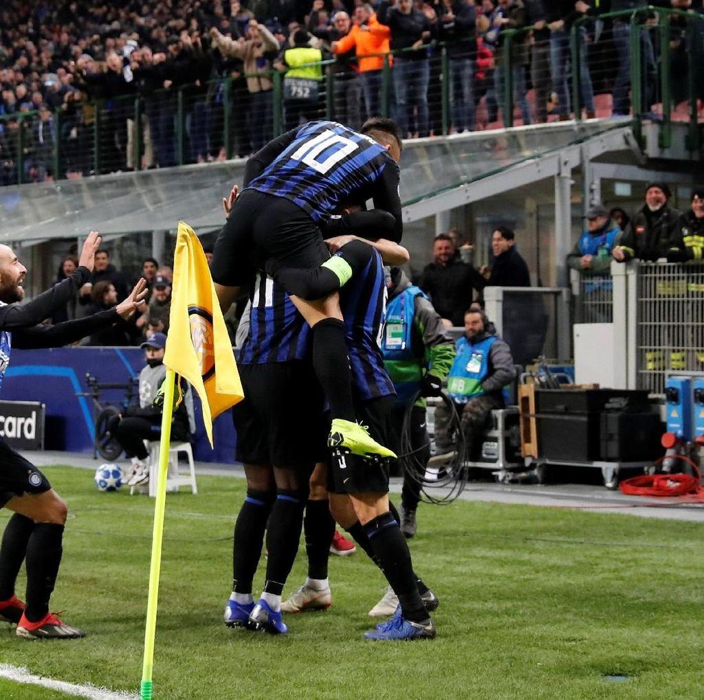 Pep: Tersingkirnya Inter Jadi Peringatan untuk City