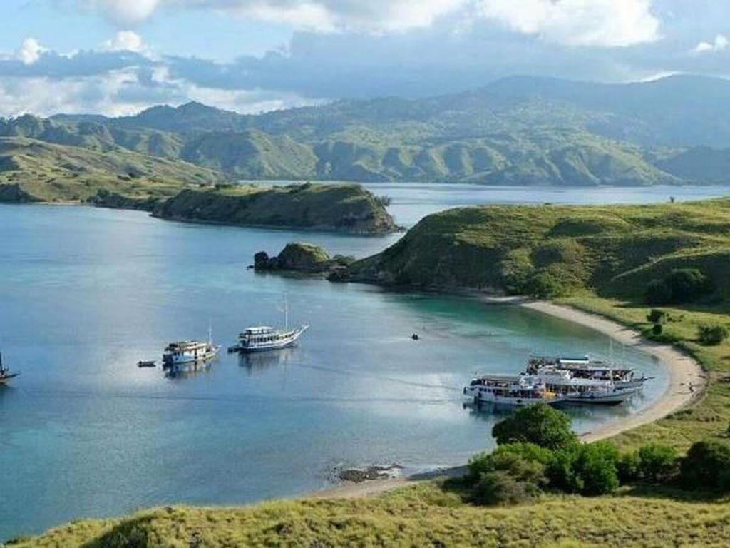 Island Hopping di NTT, Bisa ke Destinasi Cantik Ini