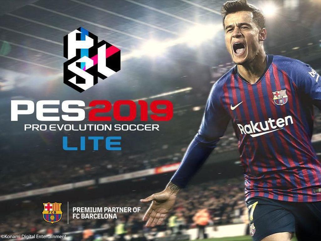 Konami Rilis PES 2019 Gratisan