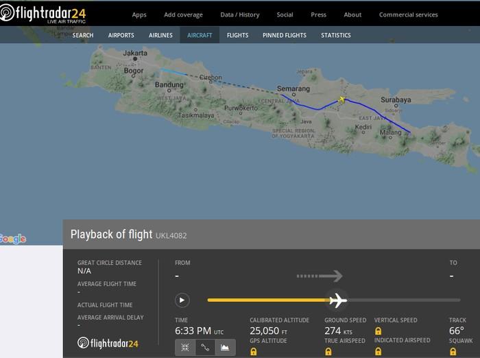 TNI AU Bilang Suara Misterius Bukan Pesawat Antonov, Lalu Apa?