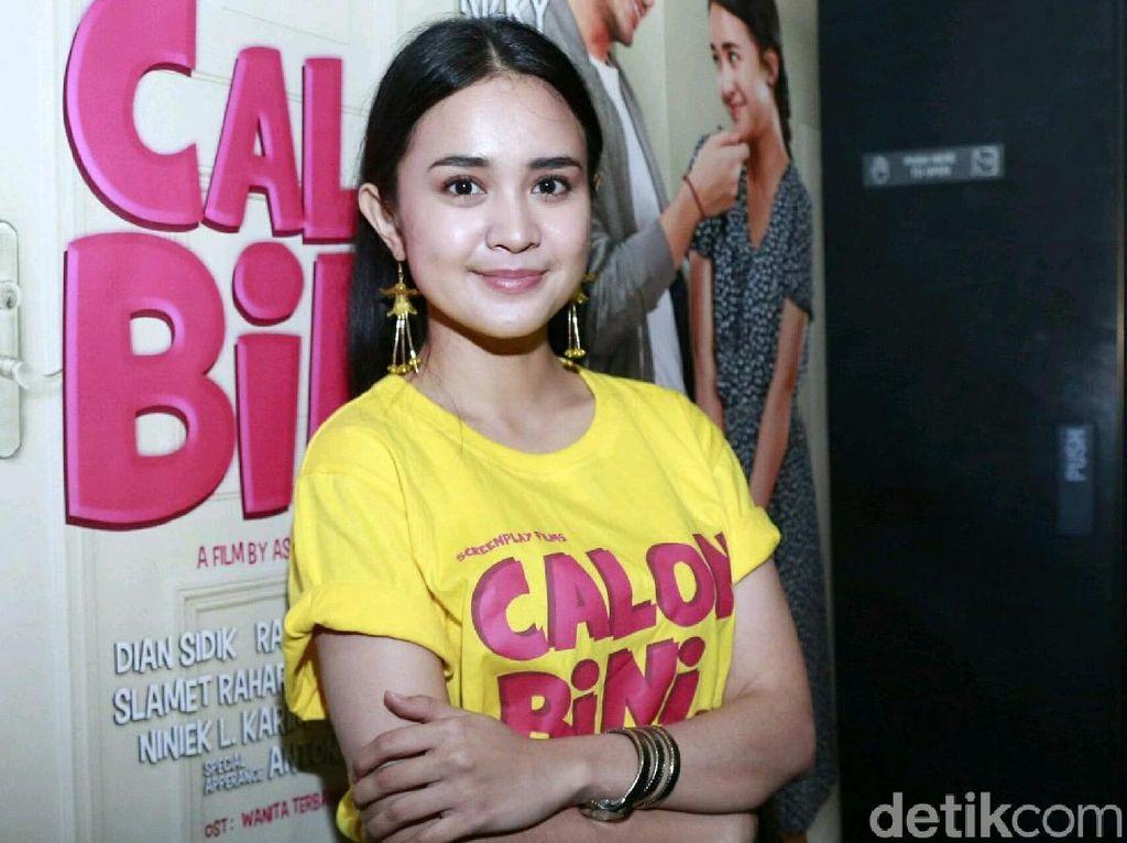 Michelle Ziudith Sukses Berbahasa Jawa untuk Calon Bini