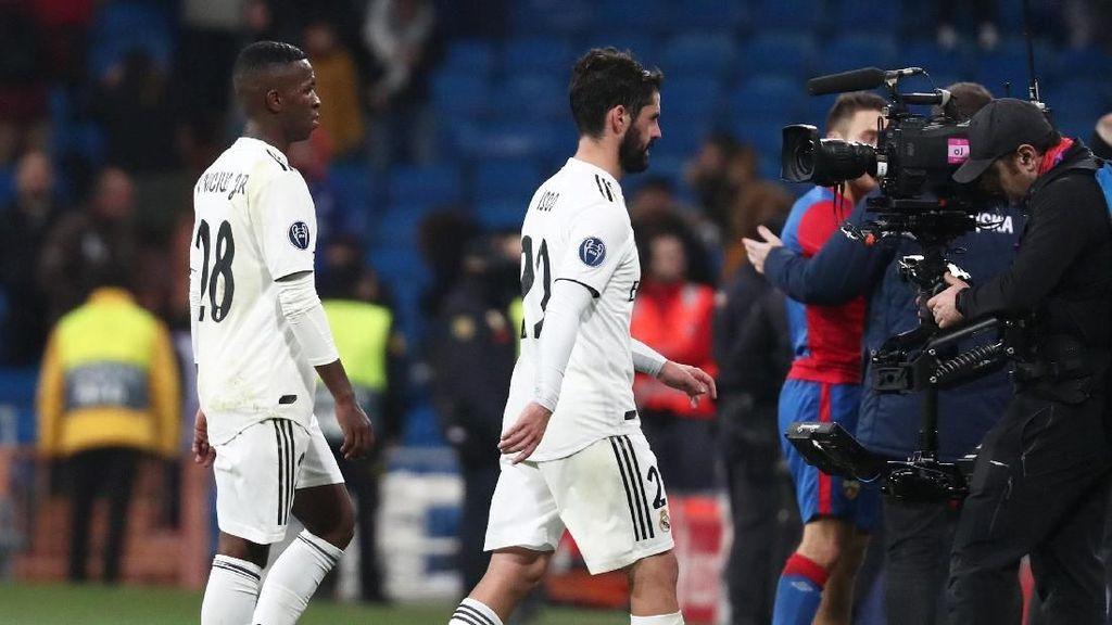 Real Madrid Mencari Pelampiasan