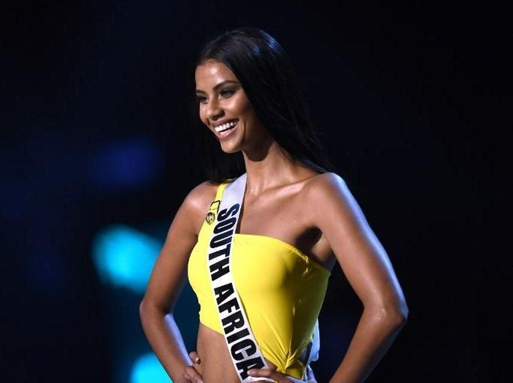 Pemenang Kedua Miss Universe 2018 Tamaryn Green Trauma Pernah Idap TB