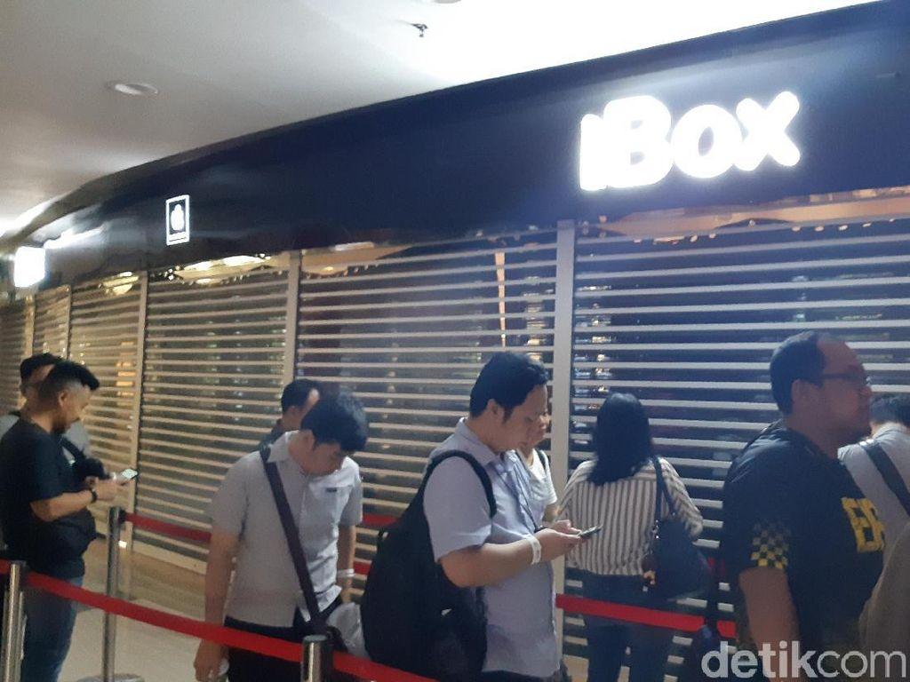Trio iPhone Baru Meluncur di Jakarta, Antreannya Masih Sepi