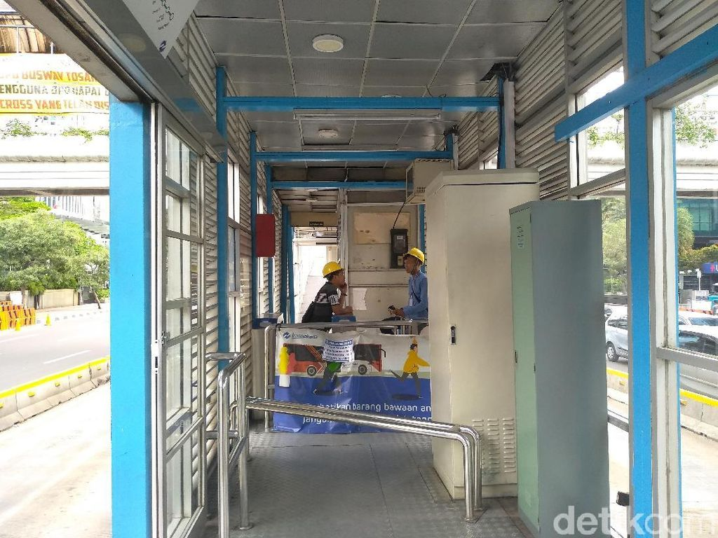 JPO Tosari Dibongkar Malam Ini, Polisi Siapkan Rekayasa Lalin