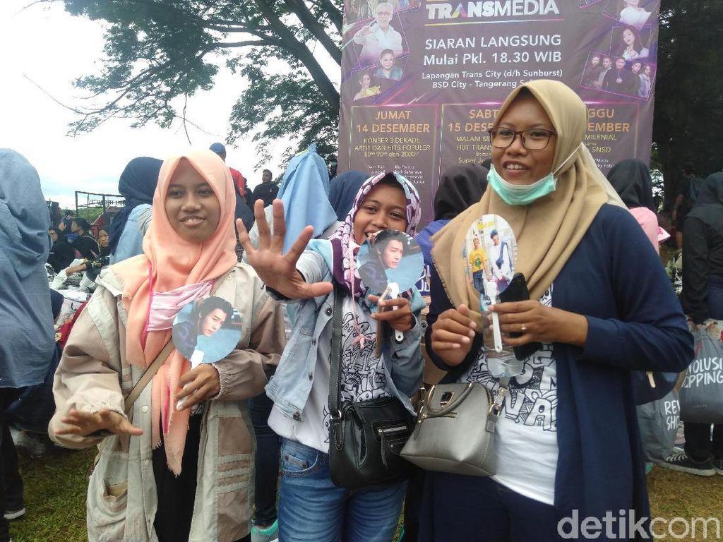 Antusiasme ELF Indonesia Jelang Penampilang Suju D&E