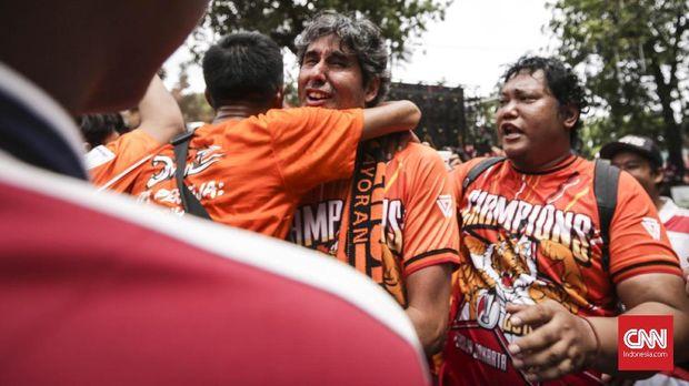 Teco berhasil membawa Persija Jakarta juara Liga 1 2018 pada tahun keduanya melatih klub ibu kota. (