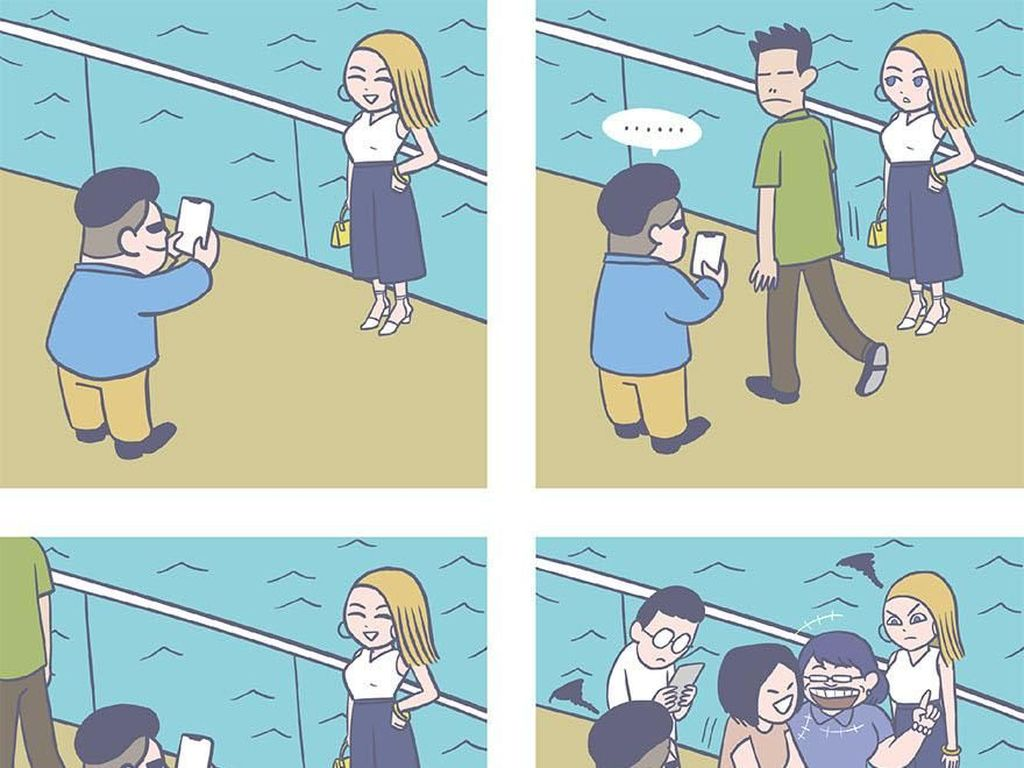 Cara Nyeleneh Crazy Rich Asian Selesaikan Masalah