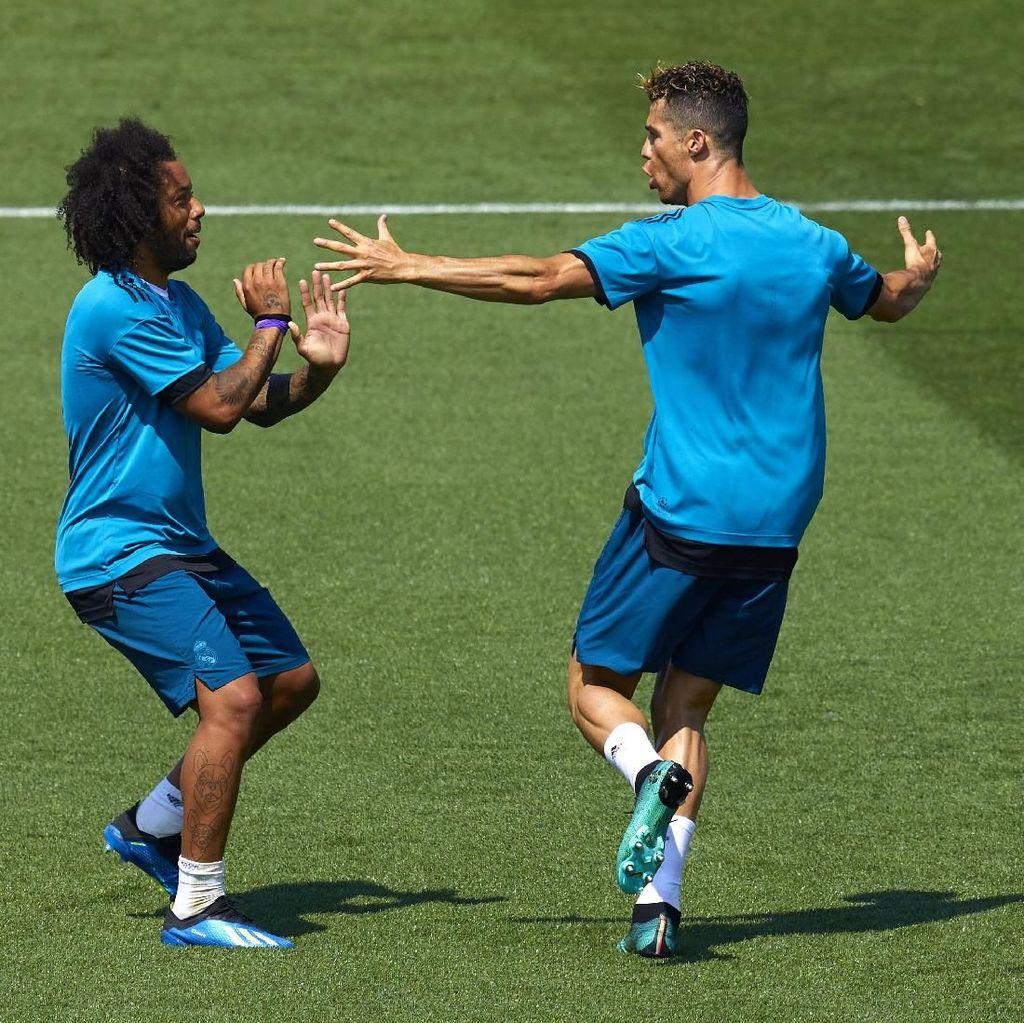 Marcelo: Madrid Memang Merindukan Ronaldo, tapi...