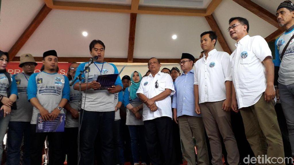 Alumni UGM Dirikan Relagama PAS, Relawan Pendukung Prabowo-Sandi