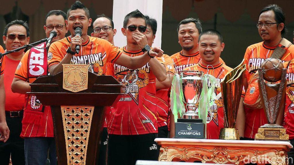 Jakarta, Persija Juara untuk Kalian!
