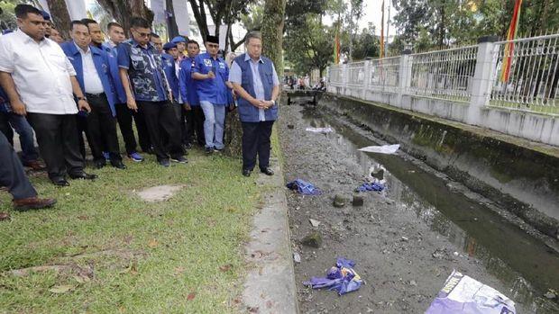 Dilarang Mega, Kapitra Batal Polisikan SBY soal Bendera