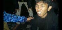 Ini Tampang Pelaku Perusak Baliho SBY di Pekanbaru