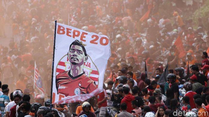 Persija Jakarta tersingkir dari Piala AFC 2019. (Foto: Rifkianto Nugroho)