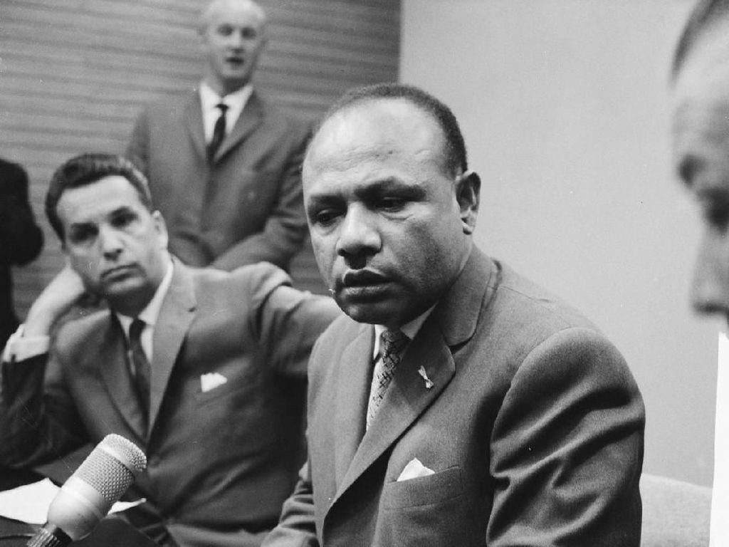 Cerita Pimpinan OPM soal Percakapan Rahasia dengan JF Kennedy