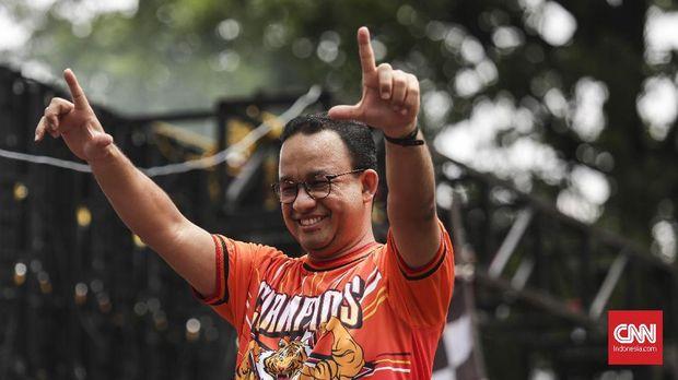 Gubernur DKI Jakarta Anies Baswedan divonis tak bersalah dalam kasus dugaan pelanggaran kampanye.