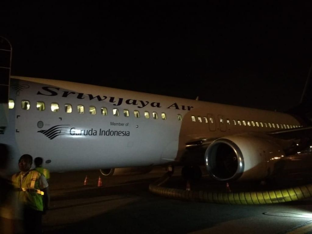Kisruh Hubungan Garuda Indonesia-Sriwijaya Air