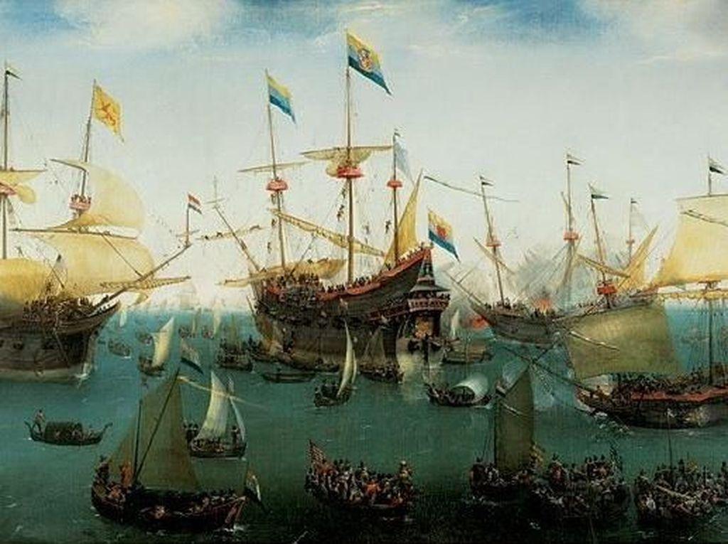 3 Tujuan Pokok Belanda Mendirikan VOC di Indonesia pada Tahun 1602