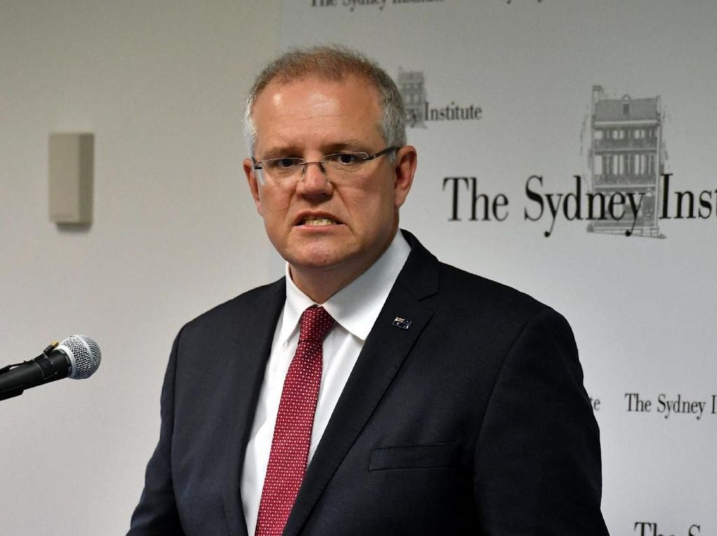 Beda dari Trump, PM Australia Sebut TikTok Tak Berbahaya