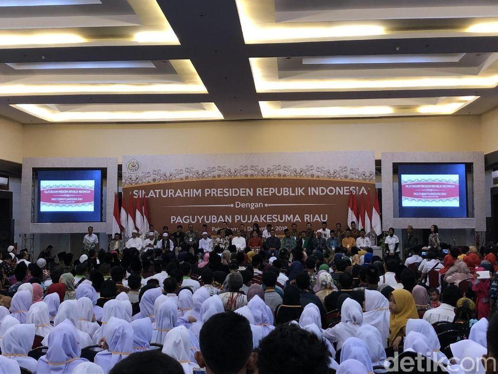 Jokowi Ingin Orang Riau Jadi Komisaris Kelola Blok Rokan