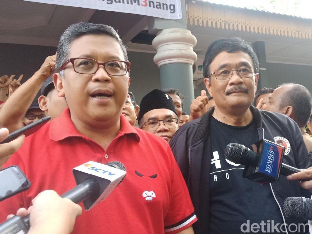 Klaim Menang 16 Pilkada di Sumut, PDIP: Tak Sia-sia Tugaskan Djarot Roadshow