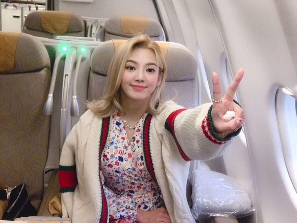 Hyoyeon SNSD Siap Tutup Puncak Perayaan HUT Transmedia