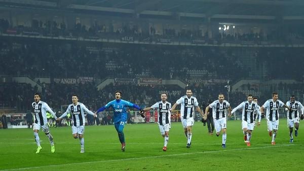 Mana Mungkin Juventus Takut dengan Atletico