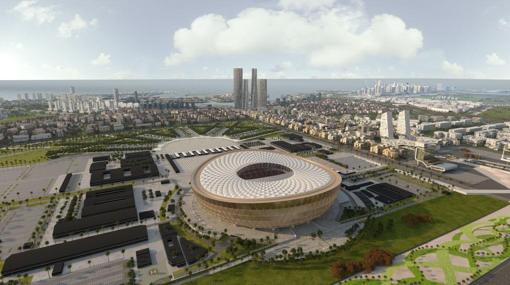 Kerennya Stadion Final Piala Dunia 2022