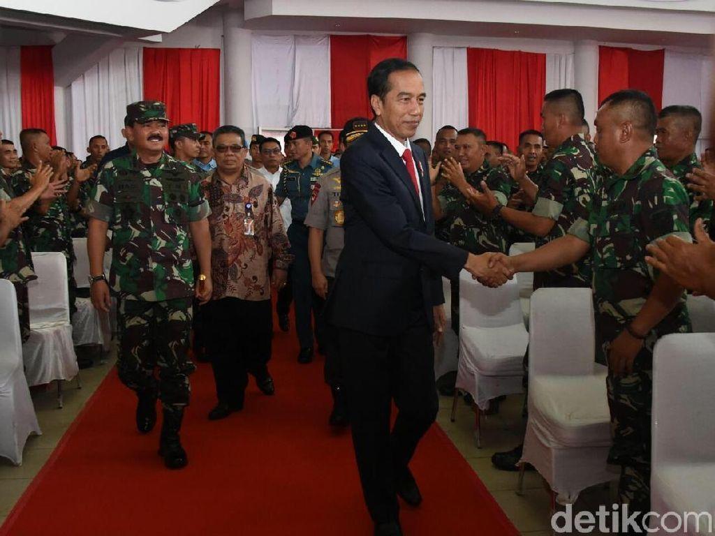 Dibentuk Jokowi, Ini Tugas Koopssus Gabungan 3 Matra TNI