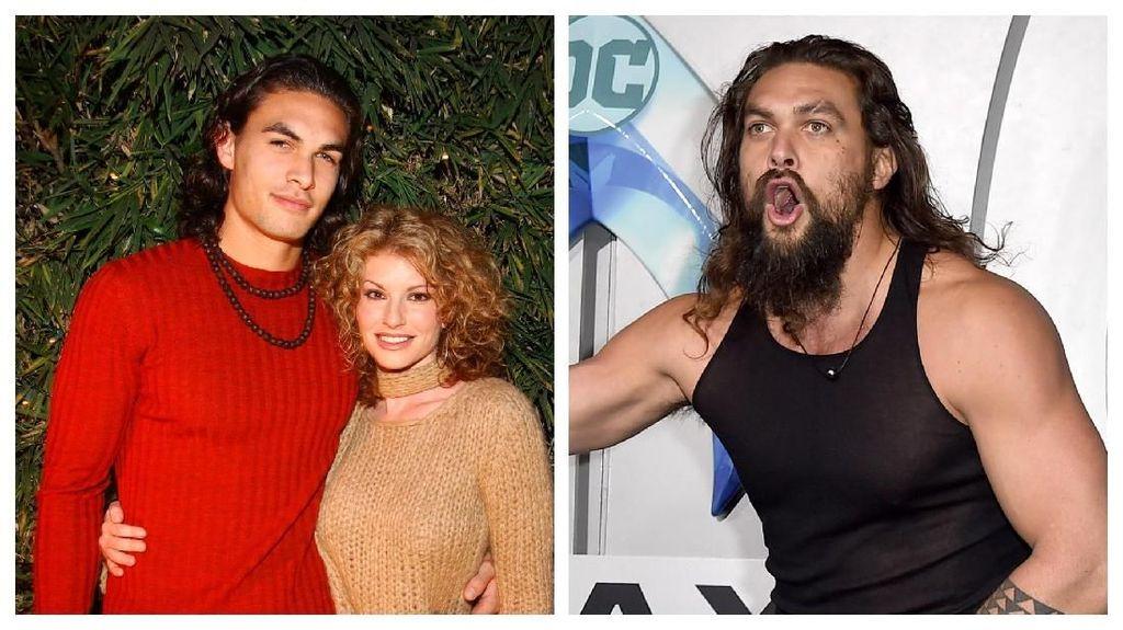 Seksi Abis! Transformasi Jason Momoa Aquaman Sampai Sekekar Sekarang