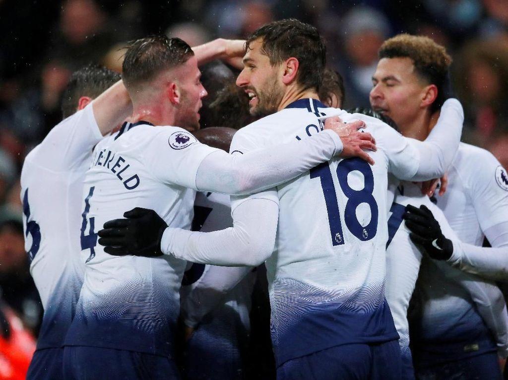 Menang Susah Payah, Karakter Tottenham Puaskan Pochettino