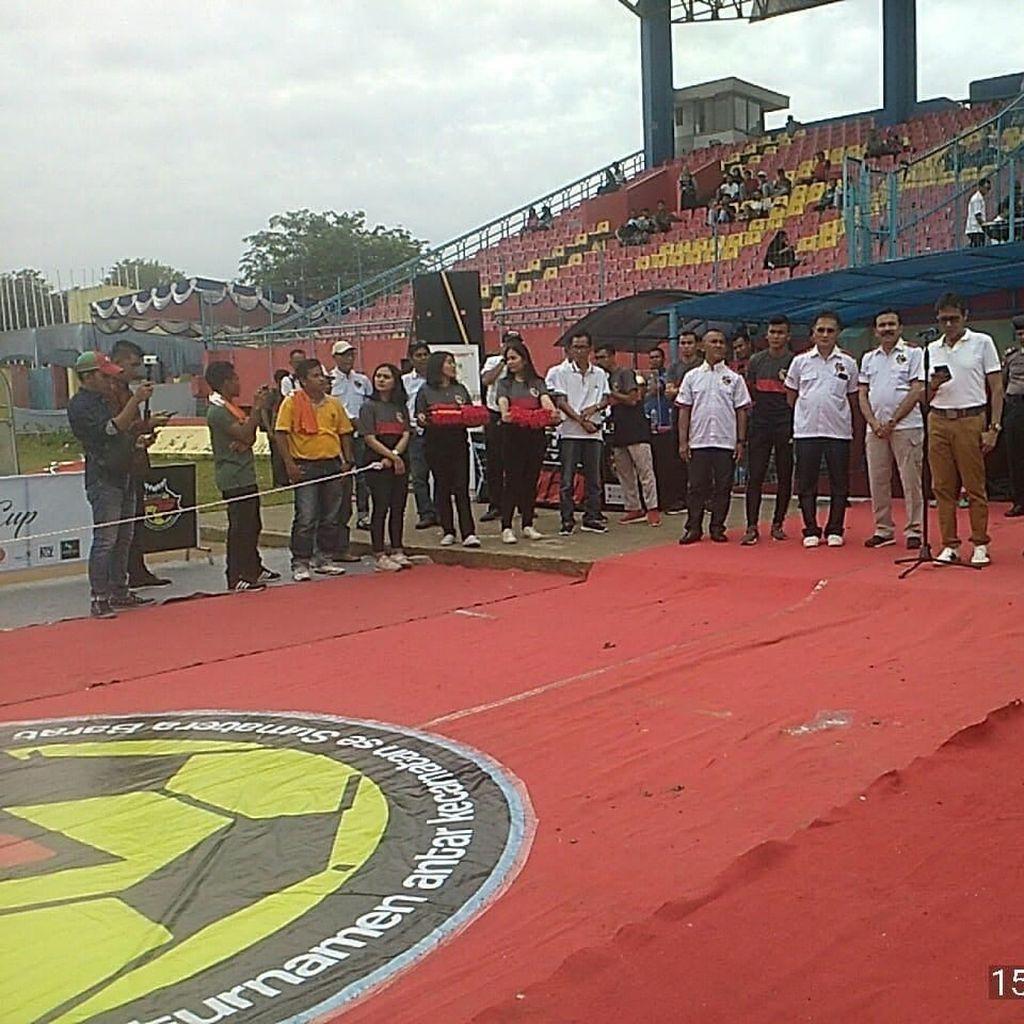 Sumatera Barat Mulai Gelar Minangkabau Cup