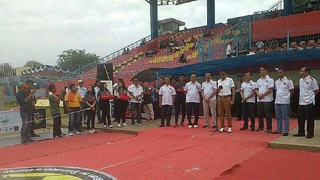 Sumatra Barat Mulai Gelar Minangkabau Cup