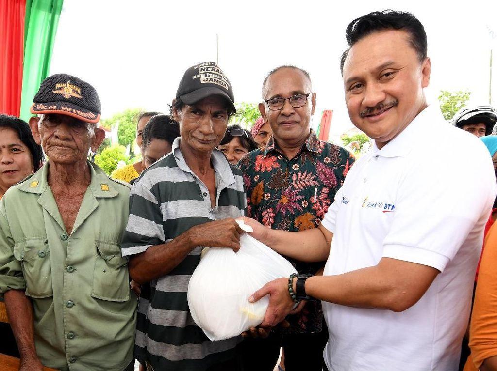BUMN Berbagi Kirimkan Santunan ke Sejumlah Daerah di Indonesia