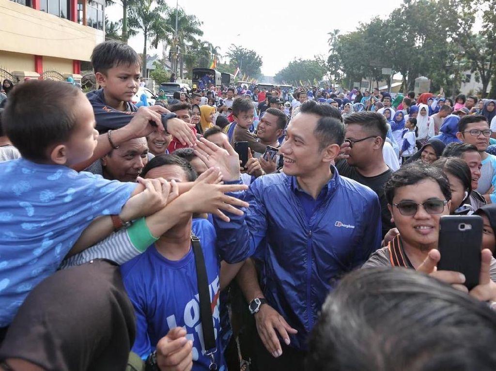 PD Makassar: AHY Teruji di Pilgub Jakarta, Wajar Jadi Penerus SBY
