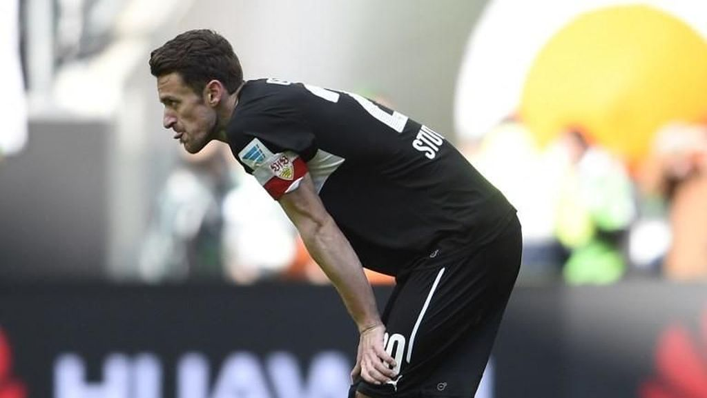 Pilu Kapten Stuttgart: Lihat Sang Ayah Meninggal di Stadion