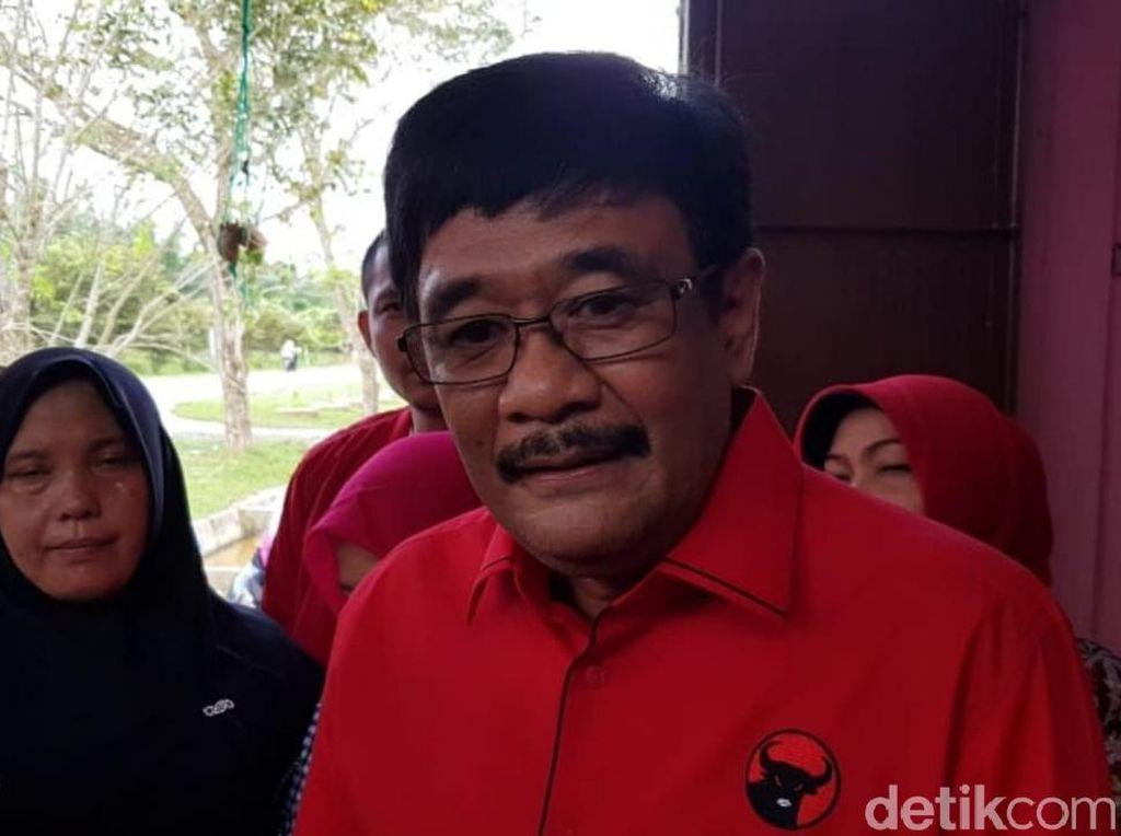 PDIP Runner Up Favorit Anak Muda, Djarot Banggakan Instruksi Megawati