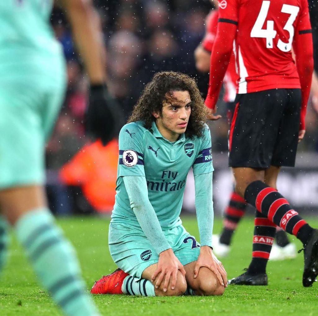 Setelah 22 Laga, Arsenal Kalah Lagi