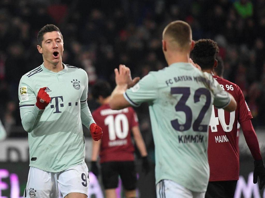 Digembosi, Pemain-pemain yang Dibajak Bayern dari Rival di Bundesliga