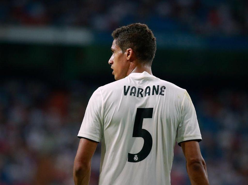 Zidane Tak Mau Madrid Tanpa Varane