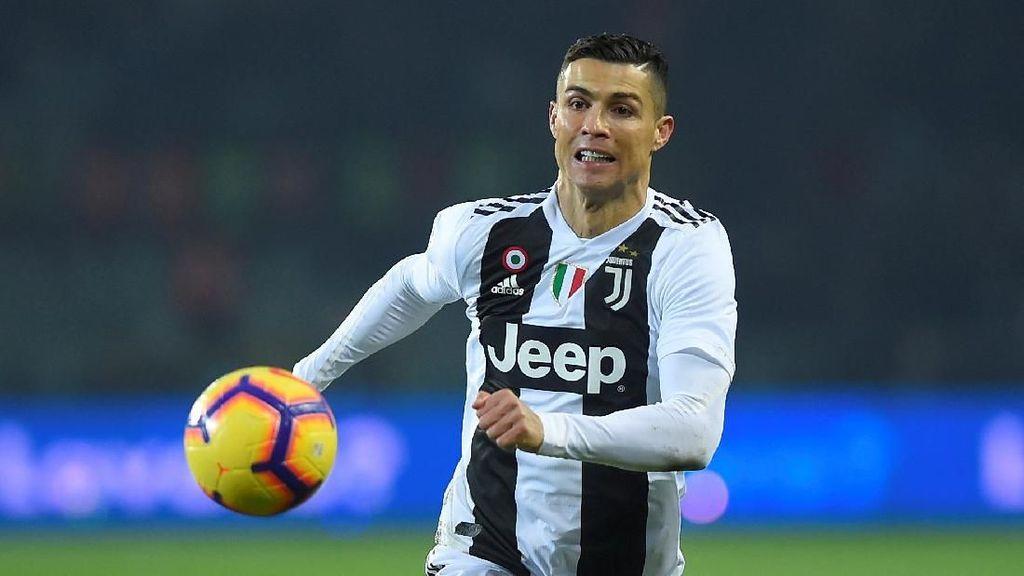 Ronaldo Vs Torino: Cetak Gol Plus Bikin Kiper Cedera