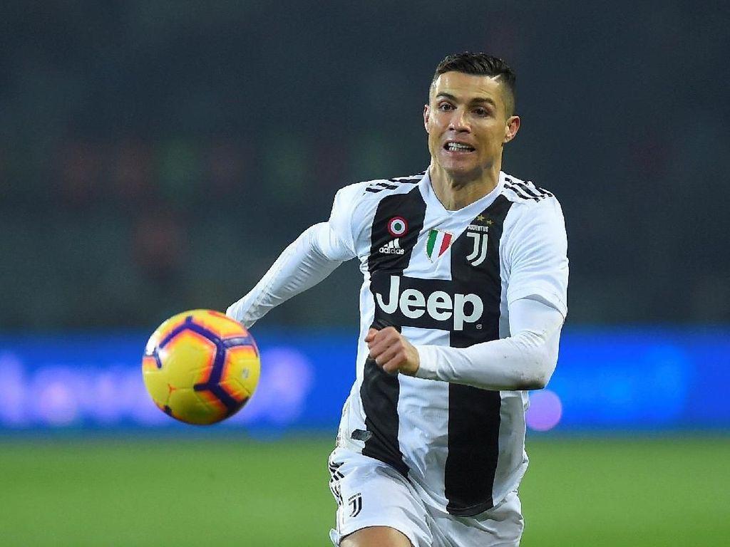 Ronaldo Akan Jadi Langkah Akhir Juventus Gapai Liga Champions