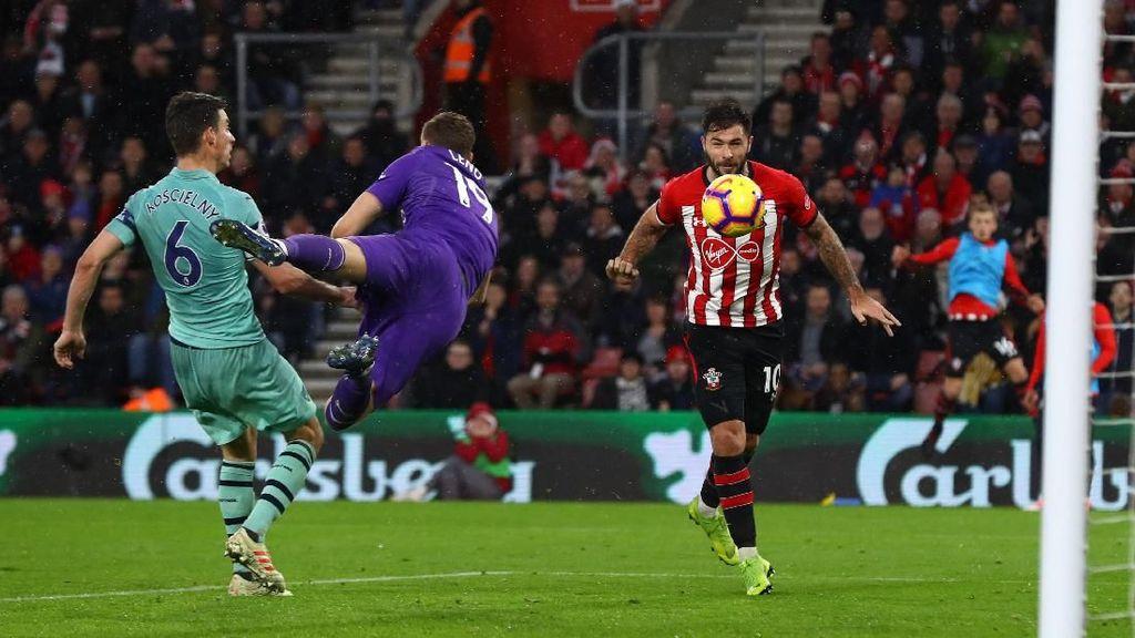 Hasil Liga Inggris: Arsenal Kalah 2-3 dari Southampton