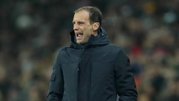 Allegri: Juventus Tak Akan Beri Atalanta Kado Natal