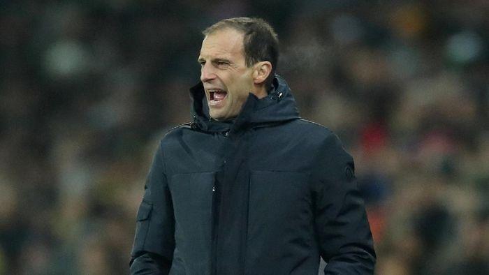 Massimiliano Allegri dihadapkan pada pilihan memainkan Moise Kean atau Paulo Dybala saat Juventus menghadapi Ajax Amsterdam. (Foto: Denis Balibouse/Reuters)
